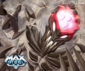 Puzzle Élémentor Air, Max Steel