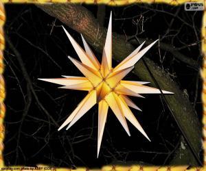 Puzzle Étoile morave