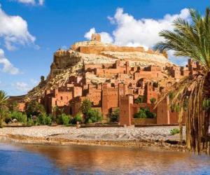 Puzzle AÏT Ben Haddou, Maroc