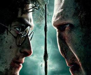 Puzzle Affiches Harry Potter et les Reliques de la Mort (2)