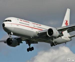 Puzzle Air Algérie