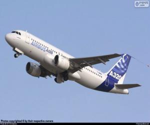 Puzzle Airbus A320