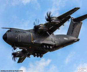 Puzzle Airbus A400M Atlas