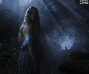 Puzzle Alice dans la forêt