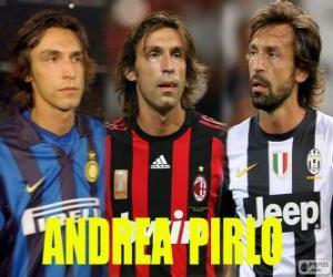 Puzzle Andrea Pirlo