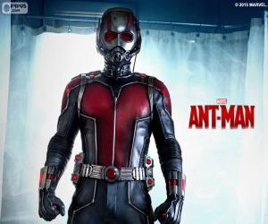 Puzzle Ant-Man, l'homme-fourmi