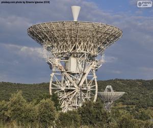 Puzzle Antenne parabolique