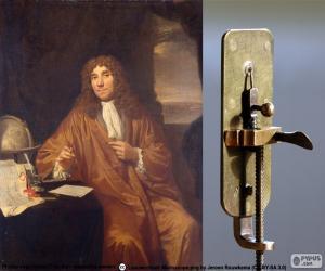 Puzzle Anton van Leeuwenhoek