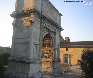 Puzzle Arc de Titus, Rome