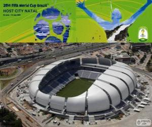 Puzzle Arena das Dunas (45 000), Natal
