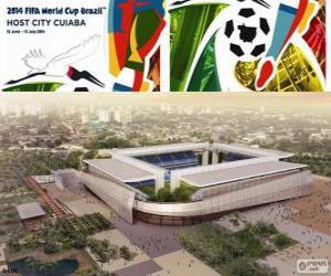 Puzzle Arena Pantanal (42 500), Cuiabá