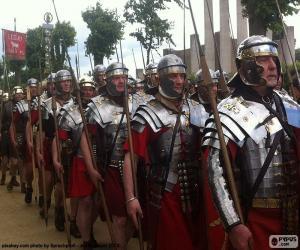 Puzzle Armée romaine