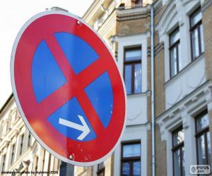 Puzzle Arrêt et stationnement interdits