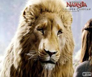 Puzzle Aslan, Narnia