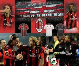 Puzzle Associazione Calcio Milan