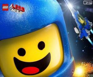 Puzzle Astronaute Benny du film Lego
