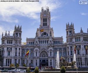 Puzzle Ayuntamiento de Madrid