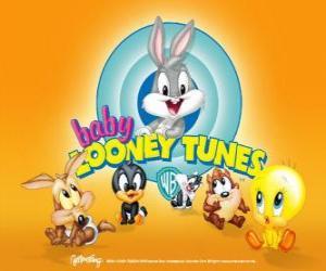 Puzzle Baby Looney Tunes