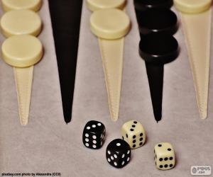 Puzzle Backgammon
