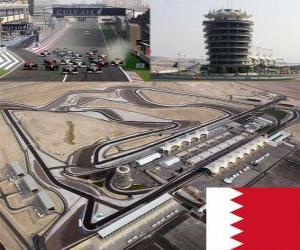 Puzzle Bahrain International Circuit