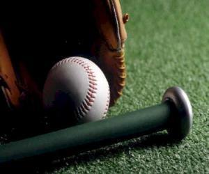 Puzzle Balle de baseball, gant et de batte