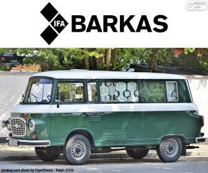 Puzzle Barkas B1000