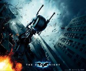 Puzzle Batman - Le Chevalier noir -