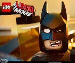 Puzzle Batman, un super-héros qui contribuera à sauver l'univers Lego