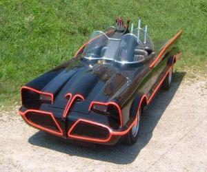 Puzzle Batmobile