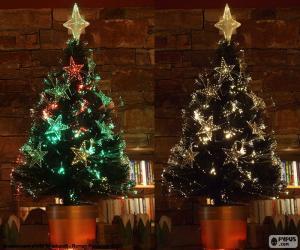 Puzzle Bel arbre de Noël