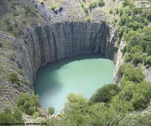 Puzzle Big Hole, Afrique du Sud