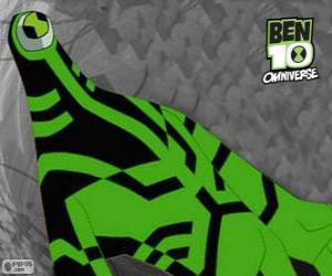 Puzzle BioTech, Ben 10 Omniverse