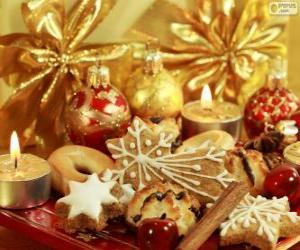 Puzzle Biscuits Noël