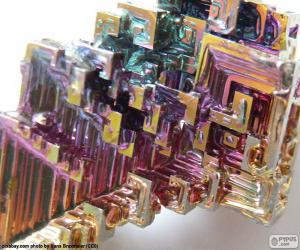 Puzzle Bismuth