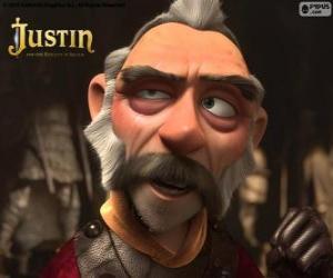 Puzzle Blucher, le vieux chevalier