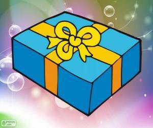 Puzzle Boîte de cadeau de Noël