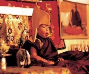 Puzzle Bouddha enfant