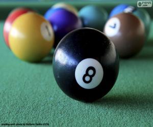 Puzzle Boules de billard