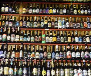 Puzzle Bouteilles de bière