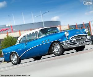 Puzzle Buick spécial 1955