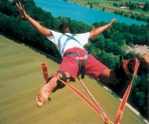 Puzzle Bungee Extreme