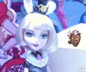 Puzzle Bunny Blanc, Ever After High
