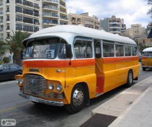 Puzzle Bus de Malte