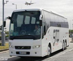 Puzzle Bus Volvo 9700 TX