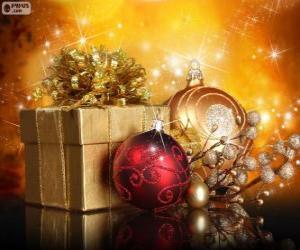 Puzzle Cadeau de Noël