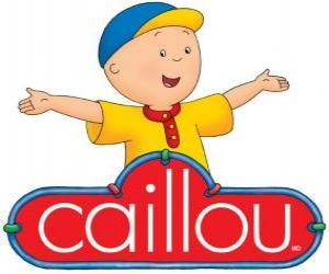 Puzzle Caillou