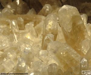 Puzzle Calcite