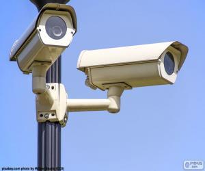 Puzzle Caméras de surveillance