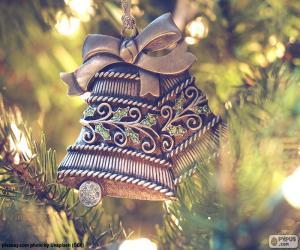 Puzzle Campagnes de Noël magnifiques