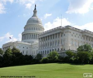 Puzzle Capitole des États-Unis